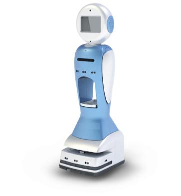 SmarTec Presentation Robot