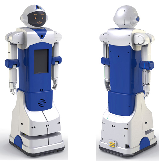 SmarTec Exhibition Robot