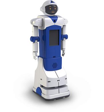 SmarTec Exhibition Robot